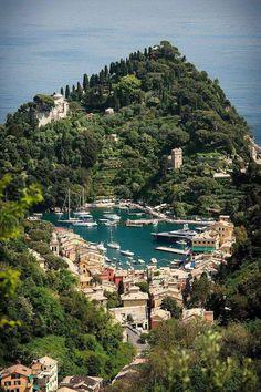 Portofino, Italian Riviera #brickscape #turismoesperienziale www.brickscape.it