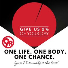 One Life. One Body. One Chance. Give 2% and make it the best! 30 minutes = HALF an hour = ONLY 2% of your day! No matter how you look at it, 30 minutes isn't a long time. At 9Round, we understand that individuals don't always have as much time as they'd like to devote to working out; but what if we told you that 30 minutes is ALL you need to achieve a FULL-body workout and burn a LOT of calories? Sound too good to be true? IT ISN'T! So just HOW MUCH can be achieved in 30 minutes? Stop by and…