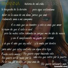 Letras de cancion