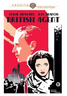 British Agent DVD