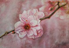 Akvarell kép Spring, Painting, Beautiful, Art, Art Background, Painting Art, Kunst, Paintings, Performing Arts