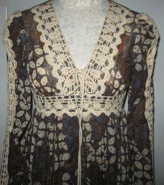 Fabulous vintage Gunne Sax dress!