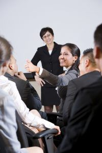 Group businesspeople, focus on woman in audience. Group of businesspeople, focus , Powerpoint Tips, Business Women, Presentation, Branding, Couple Photos, Pdf, Group, Woman, Couple Shots