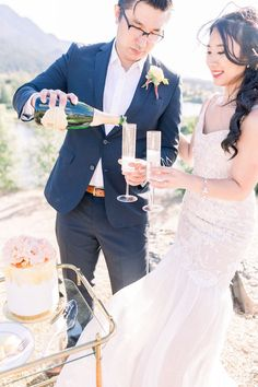 Bright and Airy Elopement on Funk's Island - Inspired By This Bohemian Wedding Inspiration, Elopement Inspiration, Beautiful Love Stories, Space Wedding, Wedding Venues, Wedding Ideas, Boho Bride, Wedding Dresses, Bright