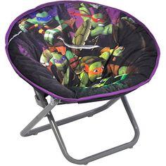 Nickelodeon Teenage Mutant Ninja Turtle Toddler Saucer Chair