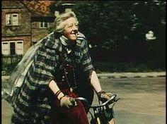 Blithe spirit film. Margret Rutherford was wonderful