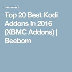 7 Best Kodi Tips images | TVs, Movie tv, Amazon fire tv stick