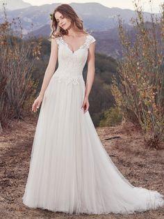 Hensley - Maggie Sottero Cordelia 2017 Bridal Collection