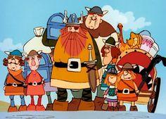 Yo fuí a EGB .Recuerdos de los años 60 y 70.La televisión de los años 60 y 70.Los dibujos animados,segunda parte. | Yo fuí a EGB. Recuerdos de los años 60 y 70.