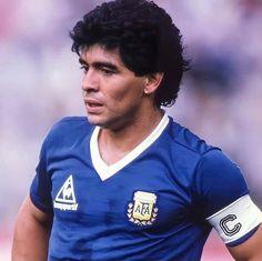 Diego Armando, Football Images, Good Ol, Soccer Players, Football Shirts, Polo Ralph Lauren, Sport, Mens Tops, Memes