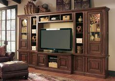 Signature Design By Ashley Lon Wide And Narrow Pier Entertainment Center