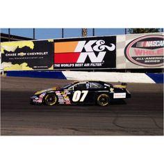 #01 K West car at Stockton99 Speedway.