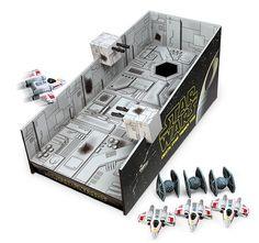 Death Star Trench Toss, A Star Wars Cornhole Set