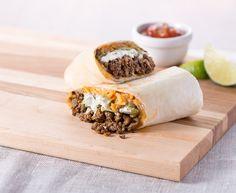 Beefy Burrito | Mushroom Info
