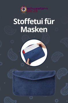 Praktisches Stoffetui für Hygiene- und Stoffmasken  Mit diesem Etui können Sie bis zu 10 Masken hygienisch und sauber in Ihrer Handtasche verstauen.  2 zusätzliche Fächer auf der Rückseite dienen als weitere Verstaumöglichkeit.  Jetzt bei schwesternuhr.ch bestellen! - Ohne Versandkosten. Schweizer Unternehmen.  #schwesternuhrch #schwesternuhr #maske #hygienemaske #stoffmaske #mundschutz Comfortable Work Shoes, Funny Hoodies, Protective Mask, Swiss Guard, Business, Masks, Hang In There