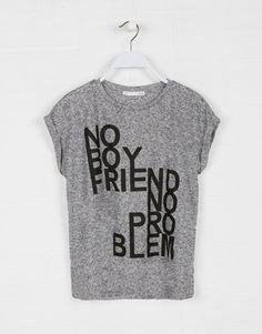 Lefties - camiseta tejido canales estampa posicional - 0-807 - 05012389-I2014