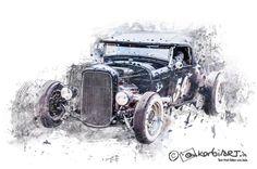 Hot Rod ... by Stefan  Korbion on 500px