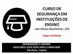 SEGURANÇA RADICAL & RISCOS: CURSOS DA BRADO ASSOCIADOS EM PARCERIA COM A TS TE...