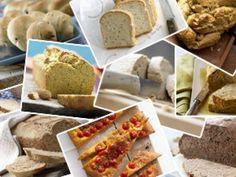 Selbstgebackenes Brot ist ein Genuss! Ob Baguette, Foccacia, ein Hefezopf oder eine glutenfreie Variante – wir stellen Ihnen 10 Brotrezepte zum Nachbacken vor.