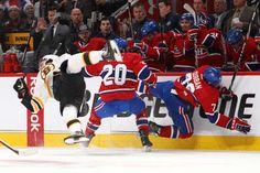 HOCKEY STANLEY CUP 2014 Les Canadiens de Montréal contre les Bruins de Boston
