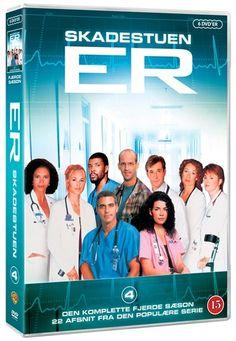 Skadestuen - Boks 4 (DVD)  Kr. 169,00  http://cdon.dk/film/skadestuen_-_boks_4-14233712#