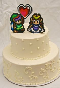 Zelda Cake Topper For Sale