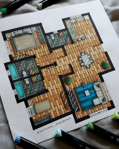 Architecture Student, Facade Architecture, Sims 4 House Design, Environmental Design, Technical Drawing, Plant Design, Designs To Draw, How To Plan, Drawings
