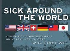 Sick Around the World. Documentary