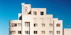 Raleigh Hotel Art Deco Architecture - http://amgintrealty.com/art-deco-district-miami/ #artdeco art deco district miami