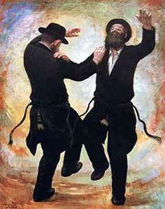 Joyful Dance ~ Zalman Kleiman ~ Celebration of 60 days of Joy during Purim