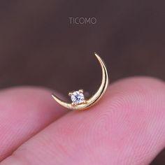 Daith Piercing, Conch Piercing Jewelry, Septum Ring, Cartilage Hoop, Ear Jewelry, Ear Piercings, Conch Earring, Jewlery, Diamond Jewelry