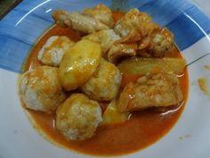 hannukkah food | Asian-Jewish Food Fusion: Malaysian Matzo Ball Chicken Curry | The ...