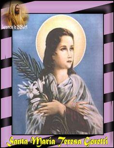 Leamos la BIBLIA: Santa María Teresa Goretti