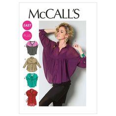 Mccall Pattern M6605 B5 (8-10-1-Mccall Pattern