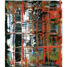 GERHARD RICHTER B.1932 ABSTRAKTES BILD 72 × 62.2cm oil on canvas Estimate : 500,000—700,000GBP
