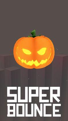 Pumpkin   Super Bounce  #gamedev #unity #games