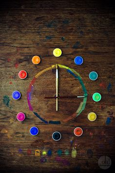 """A collection of very cool """"clocks"""" by Oleksandr Hnatenkoam"""