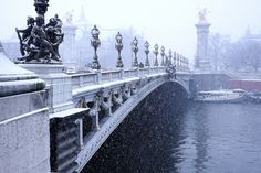 40 photos superbes de Paris sous la neige   Time Out Paris