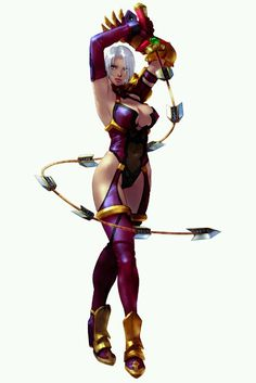 Ivy from SC2