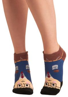 Kindred Soles Socks in Intern, #ModCloth