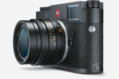 Exciting stuff, Leica has announced the the slimmest digital in the iconic M-series. The is Leica's first interchangeable lens digital rangefinder, and sets the new standards for rangefinder photography and state-of-the-art imaging. Leica M10, Leica Photography, Photography Camera, Body Photography, Glamour Photography, Photography Equipment, Perfect Camera, Best Camera, Camera Gear