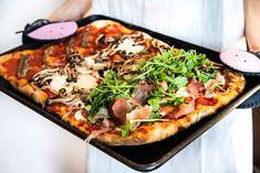 Bonci Pizza -- Roman Style