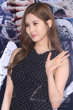 韓国・ソウル(Seoul)で行われた映画『海賊:海に行った山賊(英題、Pirates)』のVIP試写会に出席した、ガールズグループ「少女時代(Girls' Generation、SNSD)」のソヒョン(Seohyun、2014年7月29日撮影)。(c)STARNEWS ▼4Aug2014AFP|映画『海賊』VIP試写会、東方神起ユンホや少女時代ユナなどが出席 http://www.afpbb.com/articles/-/3022031 #SNSD_Seohyun #Girls_Generation_Seohyun #소녀시대_서현 #Seo_Joo_hyun #서주현 #徐朱玄