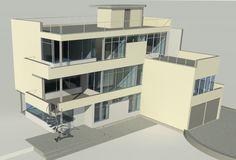 Nieuwe Bouwen | Huis Sonneveld | Rotterdam