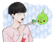Mob Psycho 100 - Shigeo and Dimple