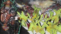 DopeConnect x Sony Santa Monica Studios Host Live Graffiti Expo In Atlanta - DOPECONNECT