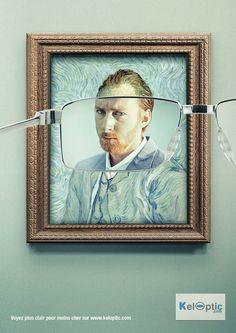 Publicidad lentes