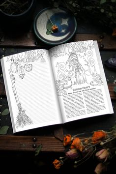 Book Of Shadows Coloring Book Beautiful Planner for A Magical 2019 Witchy Woman Calendar Pages, Planner Pages, Weekly Calendar, Planner Layout, Coloring Book Pages, Coloring Pages For Kids, Magic Spell Book, Book Journal, Bullet Journal