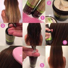 routine capillaire cheveux beaux macadamia professional