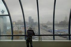 Harry Gruyaert : RUSSIA. Moscow. 2009.